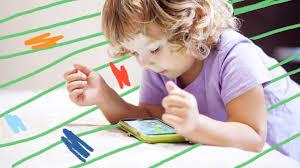 Exposição de crianças à telas