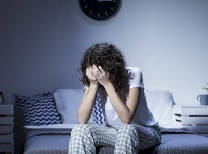 Insônia pode estar relacionada com desequilíbrio hormonal