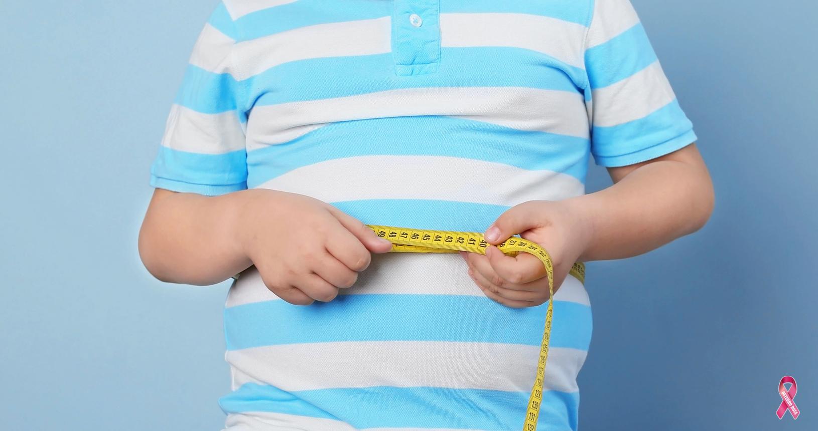 Prevenção da obesidade em crianças e adolescentes